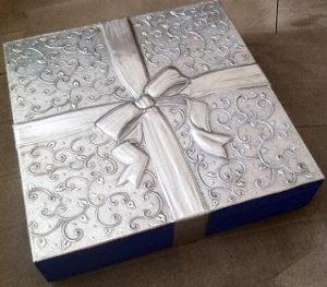11 28 11 Gift Tea Box
