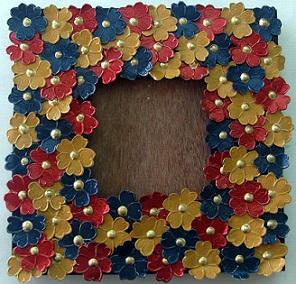 3 7 11 Aluminum Flowers Frame Thinking Outside the